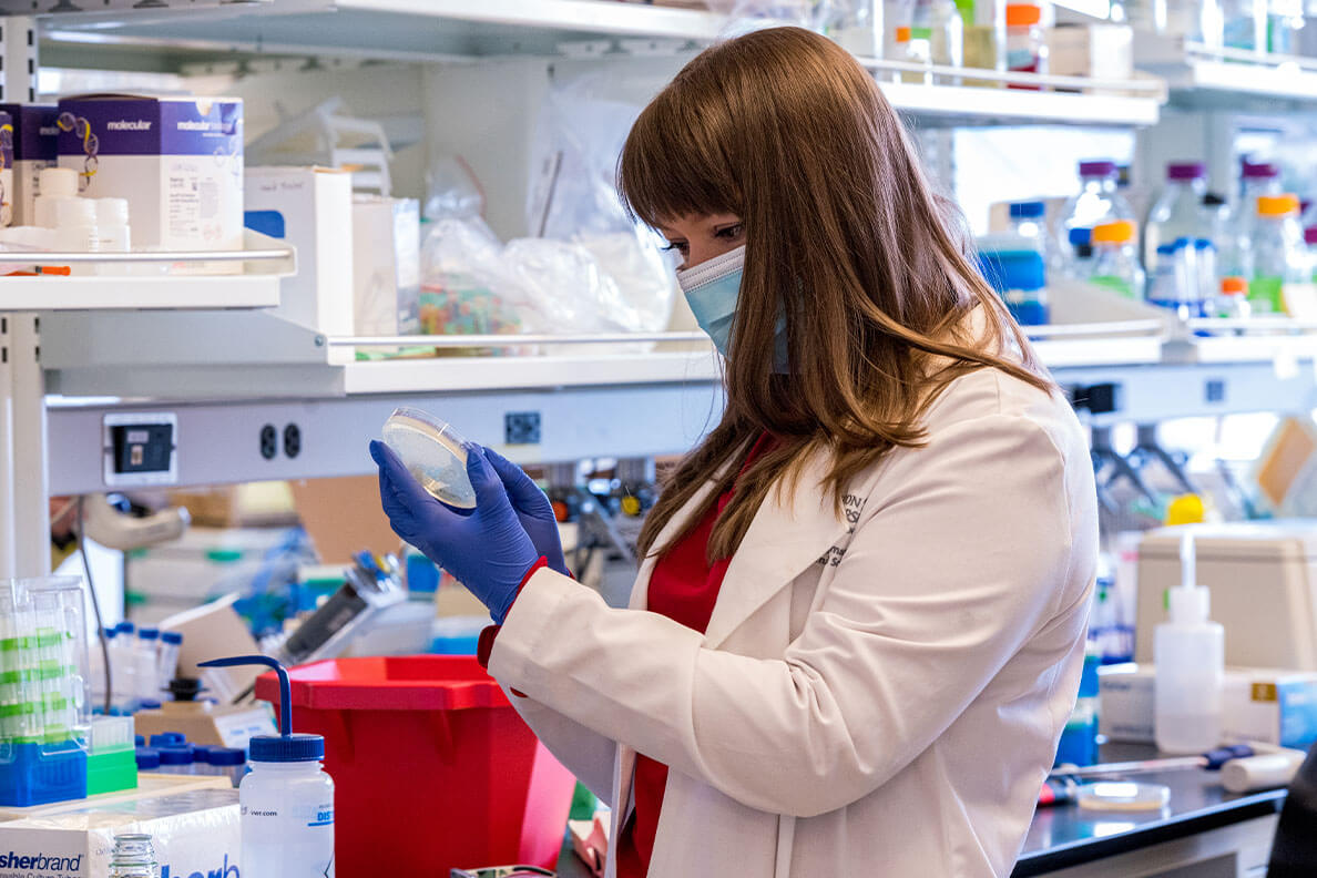 WSU Health Sciences' incubator, sp3nw, receives $750,000 grant for pandemic response